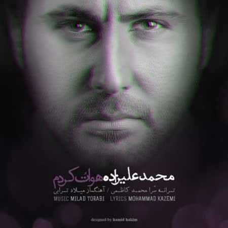 دانلود آهنگ جدید محمد علیزاده به نام هواتو کردم