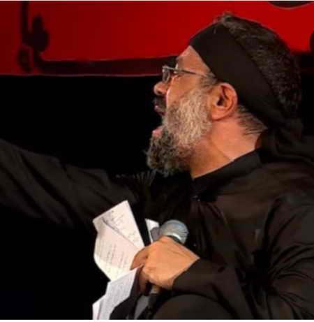 دانلود نوحهحاج محمود کریمی به نام سلام من به حسین و به کربلای حسین