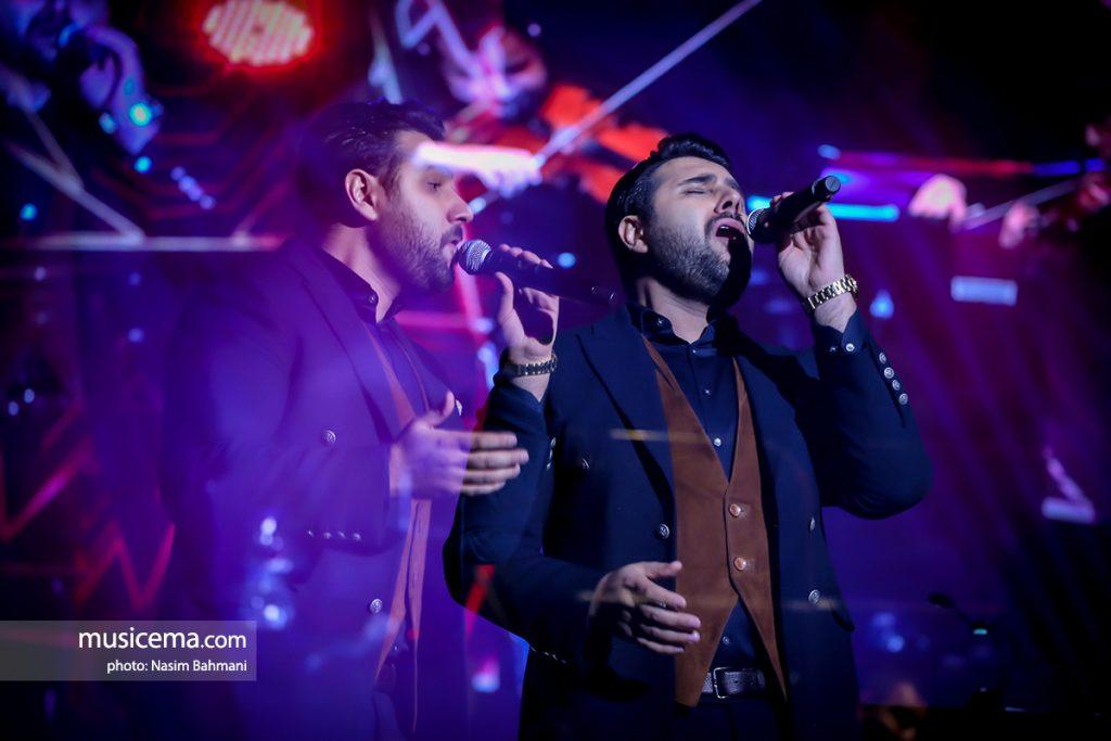 کنسرت نوستالژی احسان خواجه امیری - 2 بهمن 1398