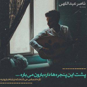 دانلود آهنگ بیکلام ناصر عبداللهیبه نام پشت این پنجره ها
