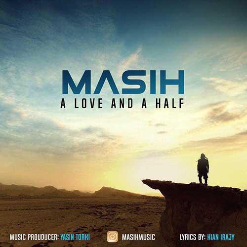 دانلود موزیک ویدیو جدیدمسیحبه نامیک عشق و نصفی