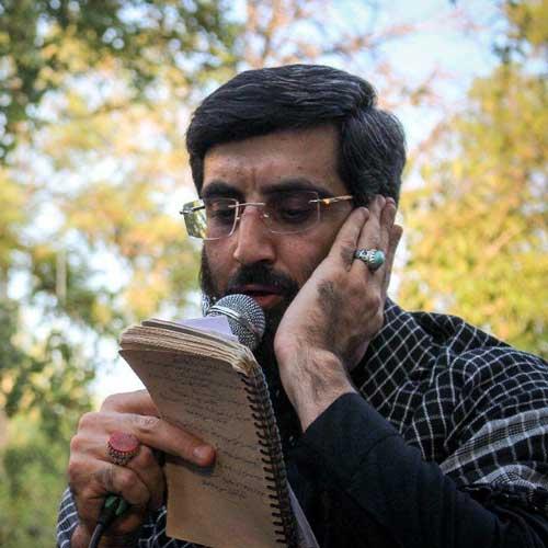 دانلود نوحه سید رضا نریمانی به نام میگن روضه دلمردگیه