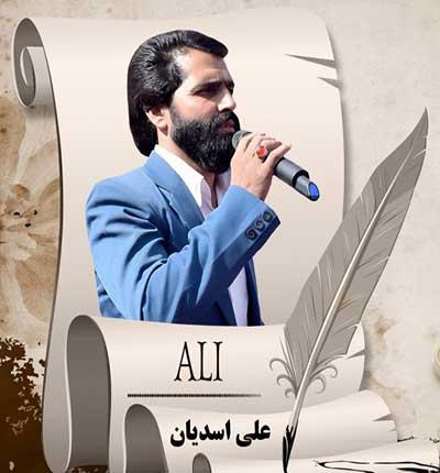 دانلود آهنگ جدید علی اسدیان به نام برادر بی برادر رشد ندارد
